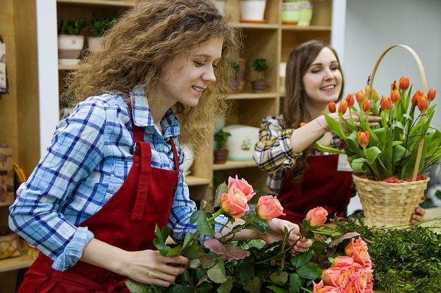 Курсы флористика в Москве