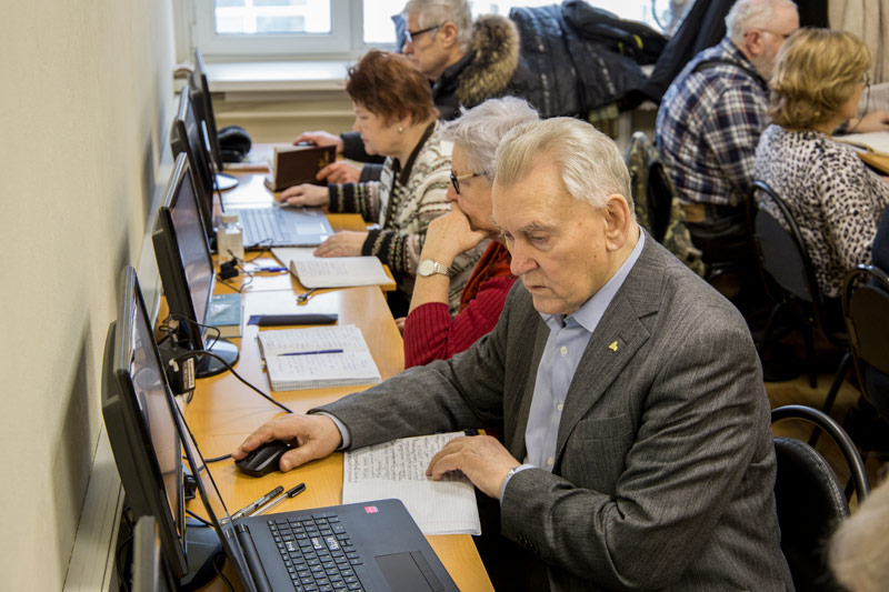 Бесплатное обучение на компьютере для пенсионеров в уфе обучение сайт онлайн бесплатно